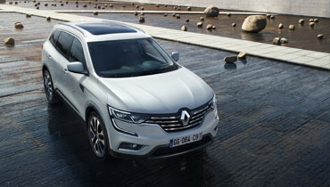 Renault koleos auto roth